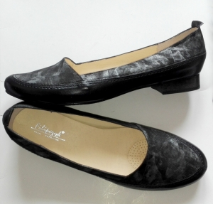 123b412598715 FK 9741 na obcasie / skóra naturalna różne kolory / różne tęgości butów /  różne wysokości